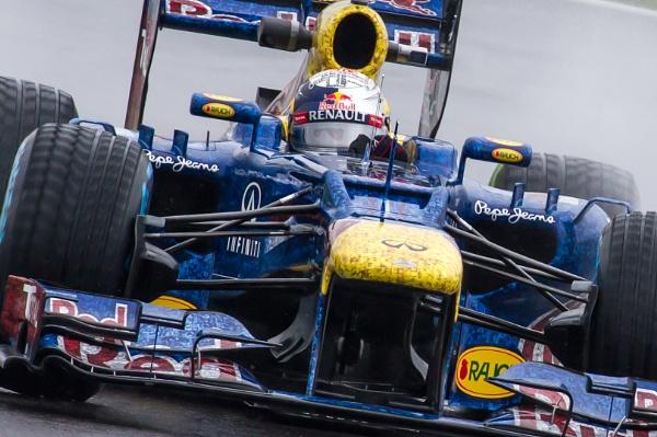Sebastian Vettel by andypitstop