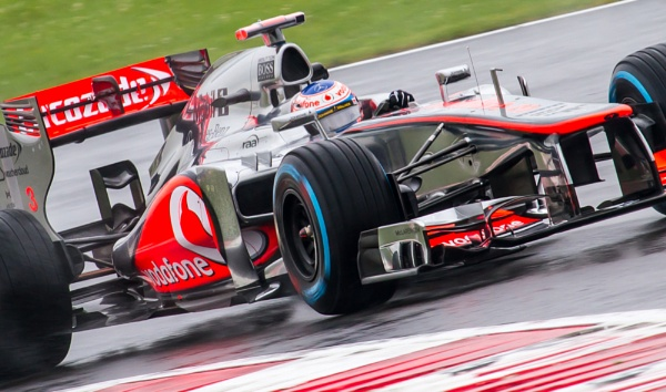 Jenson Button by andypitstop