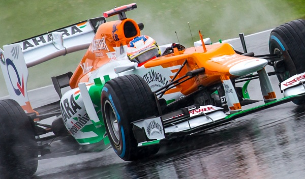 Force India by andypitstop