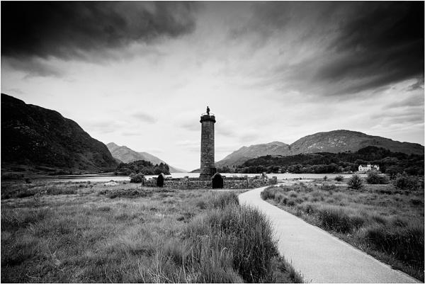 Glenfinnan Monument by Sue_R