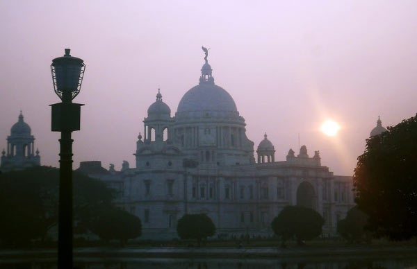 Victoria Memorial by SURYARGHYA