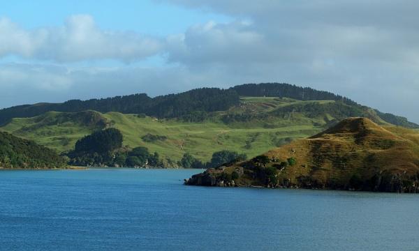 Raglan View NZ by chensuriashi