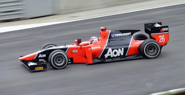GP2 - Max Chilton by colinryan