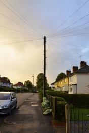 Sky divider