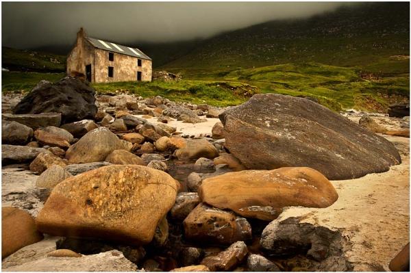 Keem Bay. Achill Island. by bombolini