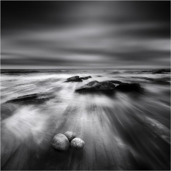 Dornoch Rocks by Baz72