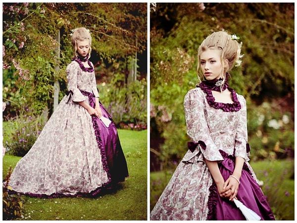 Marie-Antoinette by lisalobanova