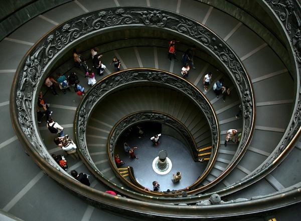 Ever Decreasing Circles by Ian-Jones