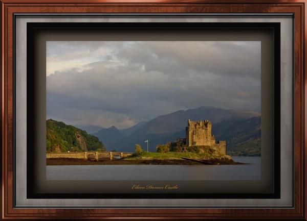 Eileen Donan Castle by tommyld