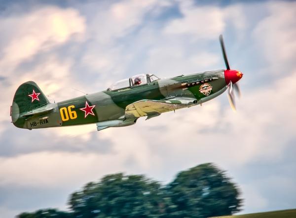 Yak Fighter by pdsdigital