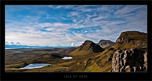 The Quiraing.  Isle of Skye. by bill33