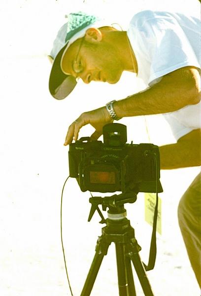 Richard Morgenstein II, Free Lance Photographer. by Carlkuntze