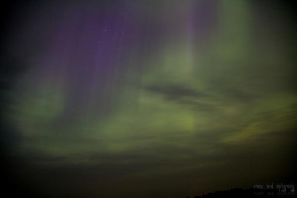 northern lights by inntrykk