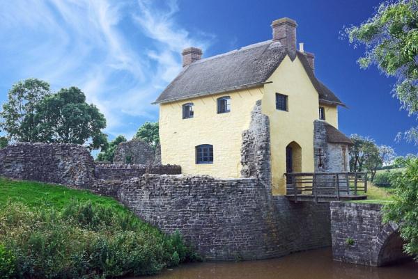 Stogursey Castle, Somerset. by notsuigeneris