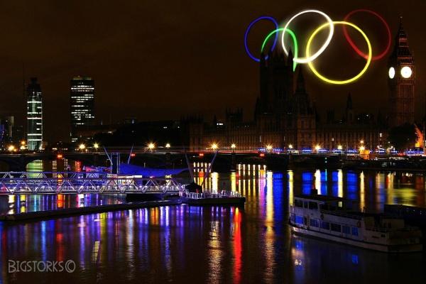 london olympics 2012 by bigstorks