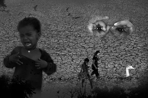 A Calamity by Deep_Bhatia