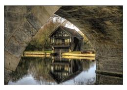 Through The Eye Of The Bridge
