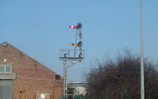 Lowestoft 2011 with semaphore signalling by macc1