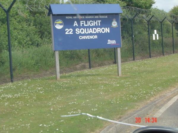 RAF Chivenor devon by macc1