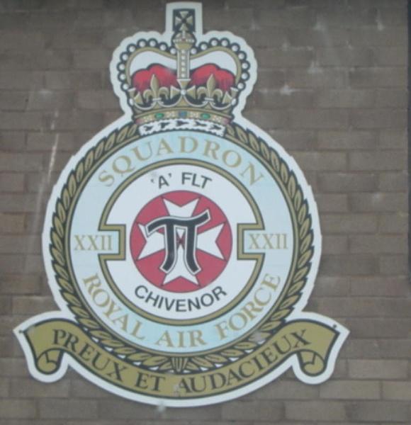 RAF Chivenor serach and rescue squadron by macc1