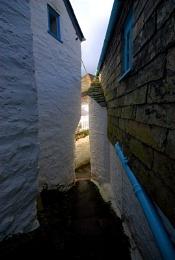 Port Isaac passageway
