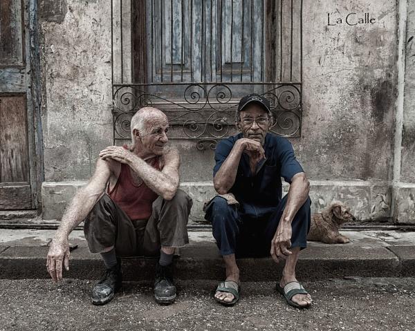 La Calle by BURNBLUE