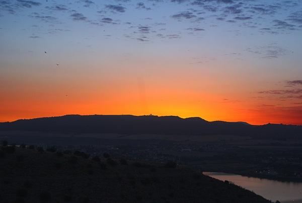 Sunrise in Arcos by Paddy_fox