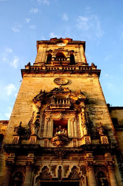Arcos de la Frontera Cathedral by Paddy_fox