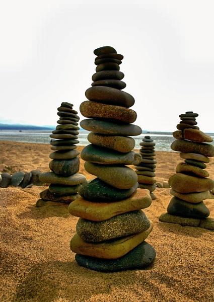 My Rock Garden by fredhud