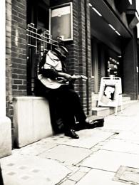 blues man