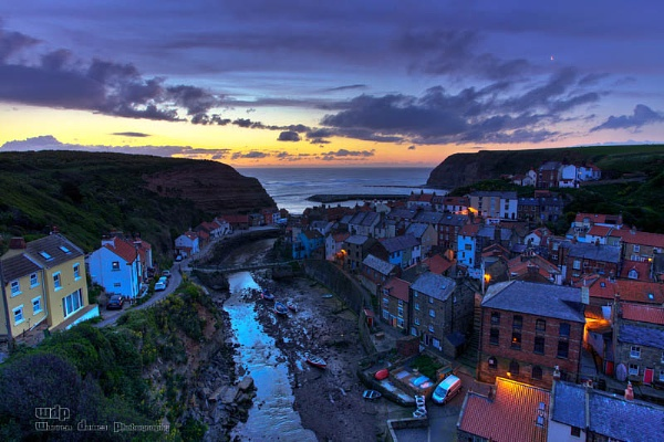 Sleepy Staithes by WarrenD