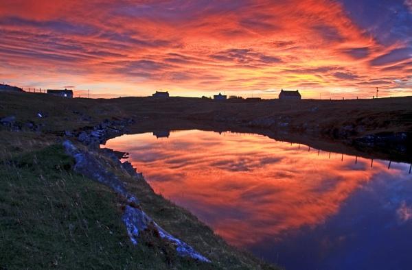 Fiery Sky Grimsay by jdgrimsay