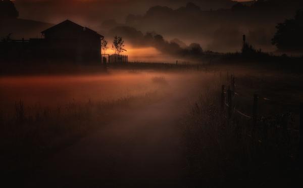 Path of Light by mlseawell