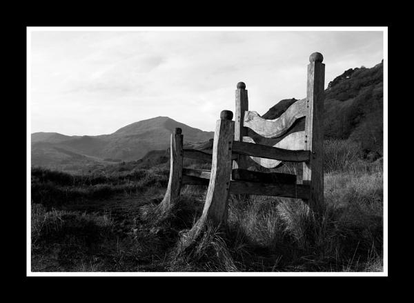 Merlin\'s Seat... by hairymonkey