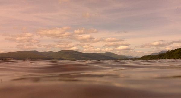 In The Water by maryatsix
