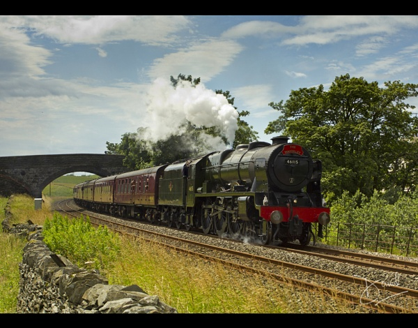 The Waverley by dtomo68