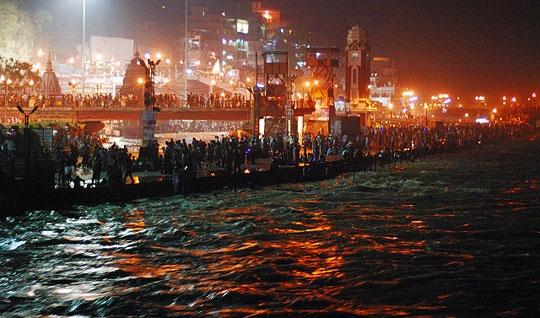 Haridwar by Subhashsapru