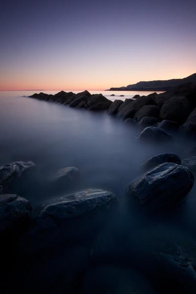 Sunset by marktc
