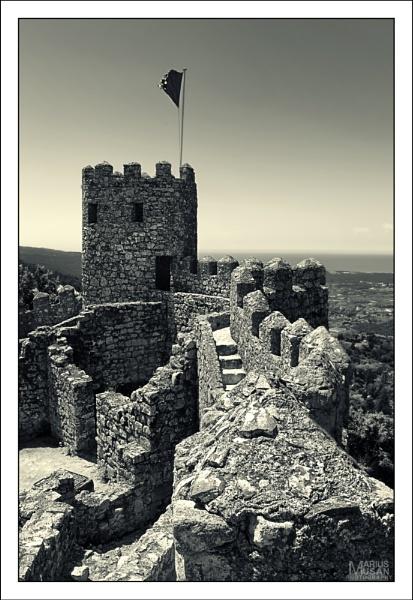 Moorish Castle by DiazSprite