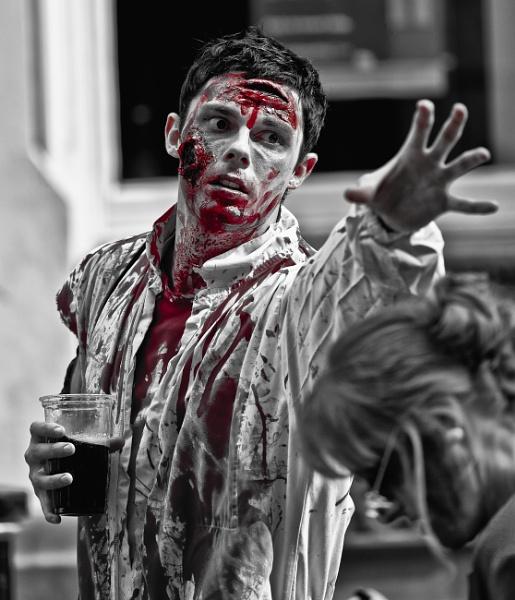 Zombie by waylandtb