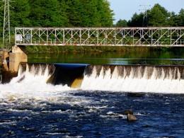 Saco River @ Bar Mills Maine