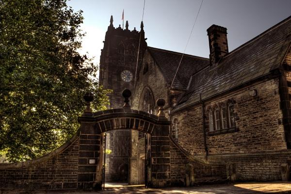 Halifax minster by clintQB