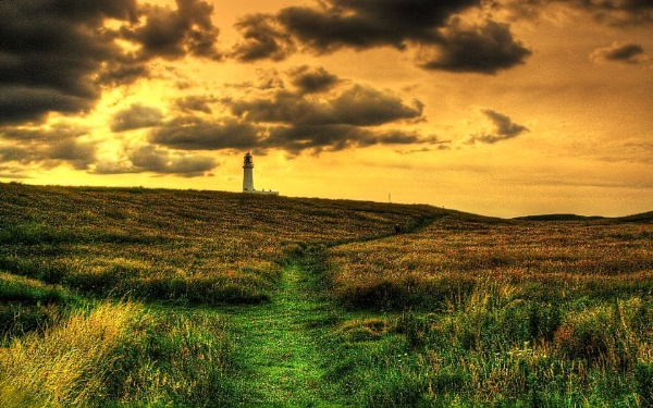 Flamborough Head : Lighthouses by clickon