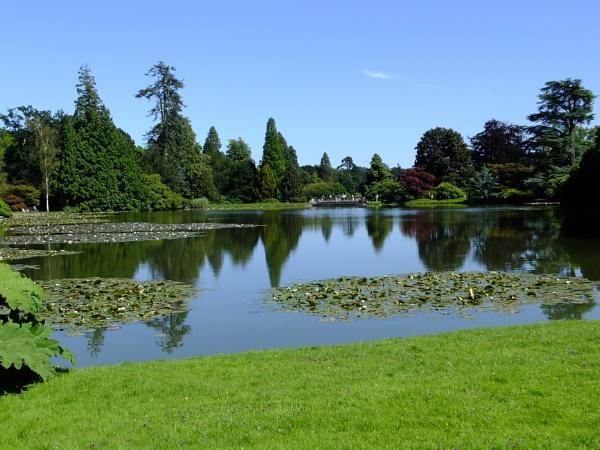 Sheffield Park Gardens by Wendyp