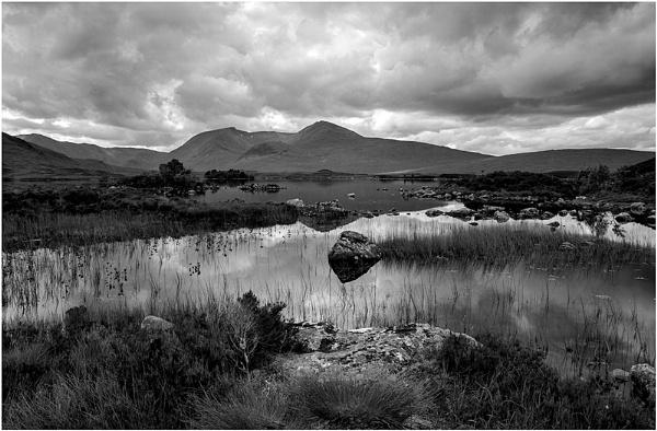 Monochrome Weather... by Scottishlandscapes