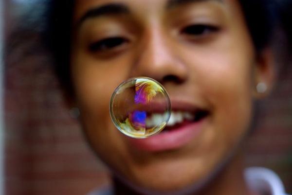 Dont Burst my bubble by Mwande