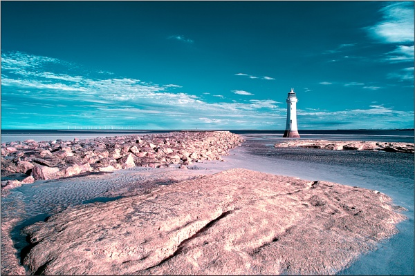 Perch Rock Lighthouse by BigCol