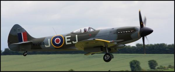 Spitfire by UBOAT