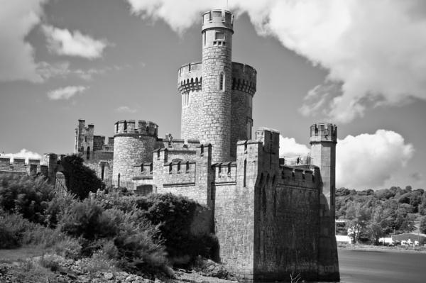 Blackwater Castle, Cork by jholmes