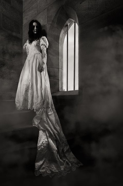 The Apparition by jeni